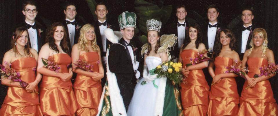 2008 Coronation