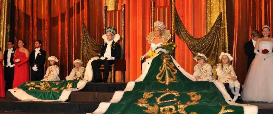 2011 Coronation