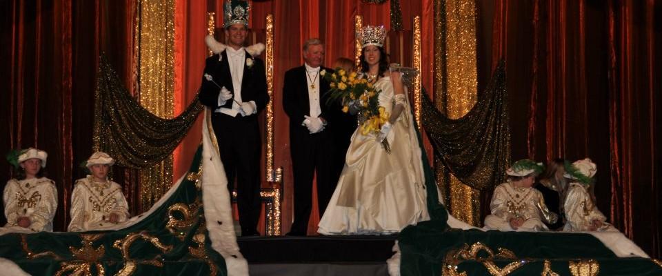2012 Coronation